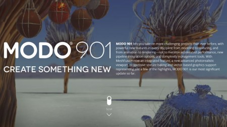 The Foundry MODO 901 with Content Win/Mac/Linux (02/06/15)