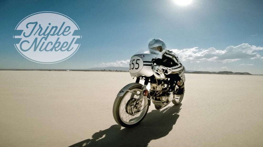 Triple Nickel - больше, чем просто мотоцикл (видео)