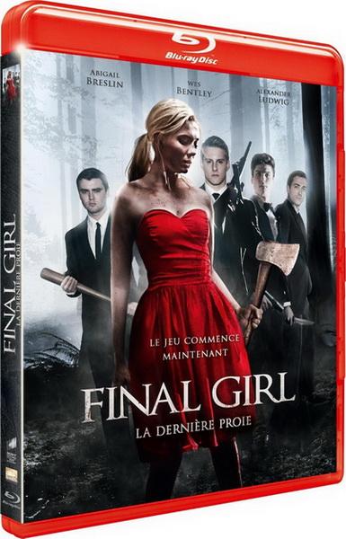 ��������� ������� / Final Girl (2015) BDRemux 1080p | VO