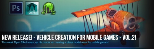 Vehicle Creation for Mobile Games Volume 2