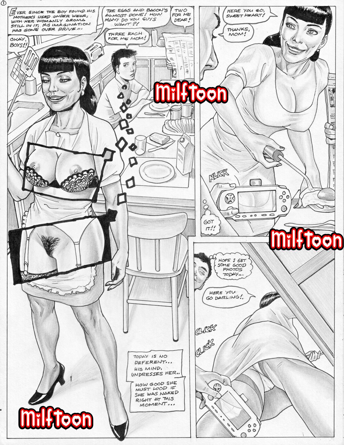 Milftoon.com - Cita