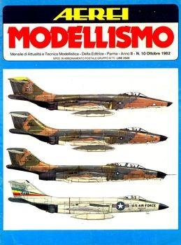 Aerei Modellismo 1982-10