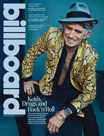 Billboard - 19 September 2015