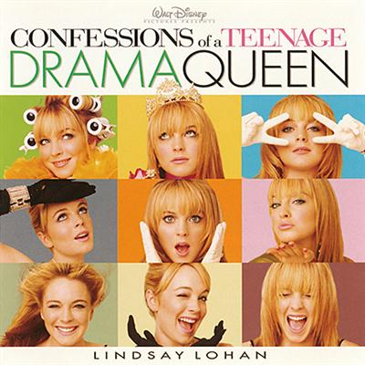 Various Artists: Confessions Of A Teenage Drama Queen - Original Soundtrack (2004) RESTORED 160221