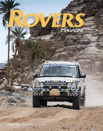 Rovers Magazine - Spring 2016
