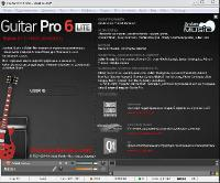 Guitar Pro 6.1.6 R11621 Lite Portable (Rus / ML)