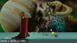 Губка Боб в 3D (2015) WEB-DL 1080p | iTunes