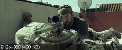 Снайпер (2014) BDRip-AVC от HELLYWOOD | Лицензия