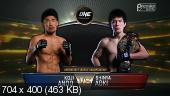 ��������� ������������. MMA. ONE Championship 27: Warriors Quest (Main Card) [22.05] (2015) DVBRip | 50fps