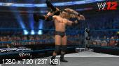 WWE 12 Peoples Edition + DLC PACKS + TU