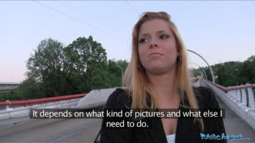 Hot Blonde Wants Stranger To Fuck Her Outside (2015) FullHD 1080p