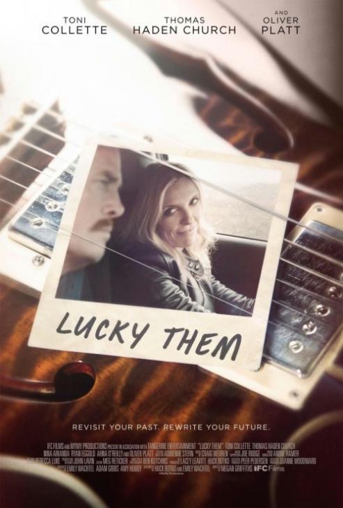 Szczęściarze / Lucky Them (2013) PL.BRRip.XviD-KiT / Lektor pl