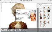 CrazyTalk Pro v7.32.3114.1 + Rus + Custom Content Packs Repack