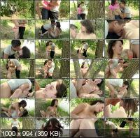 MySexyKittens - Lucy - Lucy Banged In The Woods [HD 720p]