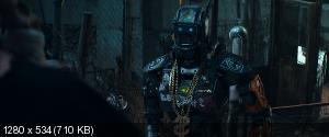 Робот по имени Чаппи / Chappie (2015) BDRip 720p | DUB | Лицензия