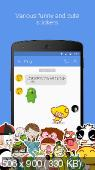 GO SMS Pro Premium v6.28 build 304 + Addons Pack