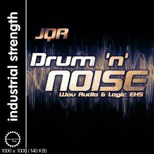 Industrial Strength Records - JQR Drum n Noise (AIFF, EXS, REX2, WAV)