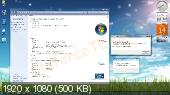 Windows 7 Build 7601 Ultimate SP1 RTM 21.06.2015 StaforceTEAM (x86/DE/EN/RU)