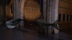 Дэвид Аттенборо с ожившим музеем естествознания (2014) BDRip 1080p