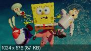 Губка Боб в 3D / The SpongeBob Movie: Sponge Out of Water (2015) BDRip-AVC | 60 fps