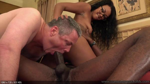 Film wife fuck first black