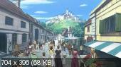 ��������� �����-������ / Zero No Tsukaima [1-4 ������] (2006-2012) HDTVRip | AniMedia [HWP]