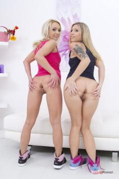 Gina Sweet, Cheryl - Gina Sweet, Cheryl gape farting sluts (DP and gape farts) SZ662 (2014) HD 720p