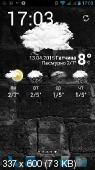 Weather Animated Widgets v6.50 RUS (Android)