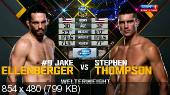 ��������� ������������. MMA. The Ultimate Fighter 21 Finale: Ellenberger vs. Thompson (Main Card) [12.07] (2015) HDTVRip