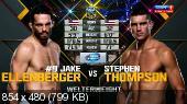 Смешанные единоборства. MMA. The Ultimate Fighter 21 Finale: Ellenberger vs. Thompson (Main Card) [12.07] (2015) HDTVRip