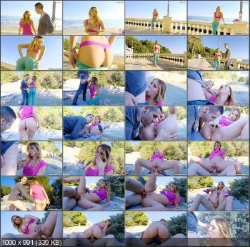 Aleska Diamond - Aleska Diamond!!! [PublicInvasion] (HD 720p|MP4|775 Mb|2013)