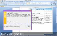 Microsoft Office 2007 Enterprise + Visio Pro + Project Pro SP3 12.0.6721.5000 RePack by KpoJIuK (20.07.2015) [Multi/Ru]