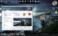 Winstep Nexus 17.1 - оболочка Windows