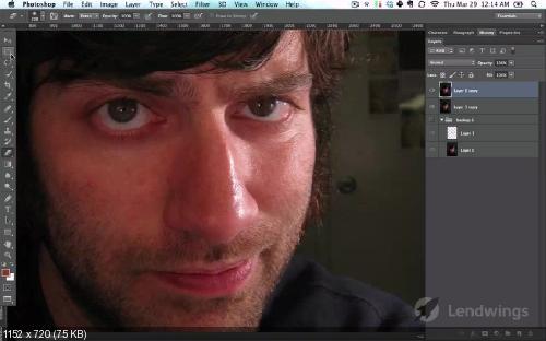Сверхмощный курс по Photoshop cs6 (2013)