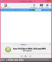 4K YouTube to MP3 2.10.6.1485 + Portable [Multi/Ru]