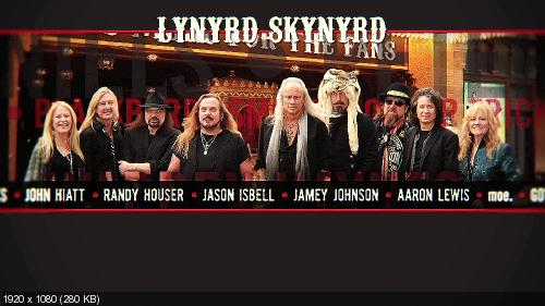 Lynyrd Skynyrd-One More For The Fans (2015)[BRRip.1080p.x264]