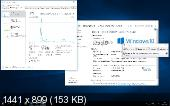 Windows 10 Pro_S x86/x64 FULL by Lopatkin (2015/RUS)