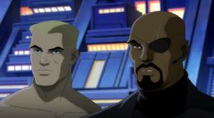������������ �������� / Ultimate Avengers II (2006) BDRip | MVO