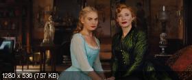 ������� / Cinderella (2015) BDRip 720p | DUB | ��������
