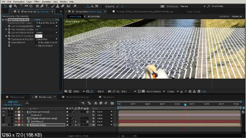 Digital Tutors � Distorting Nature in After Effects