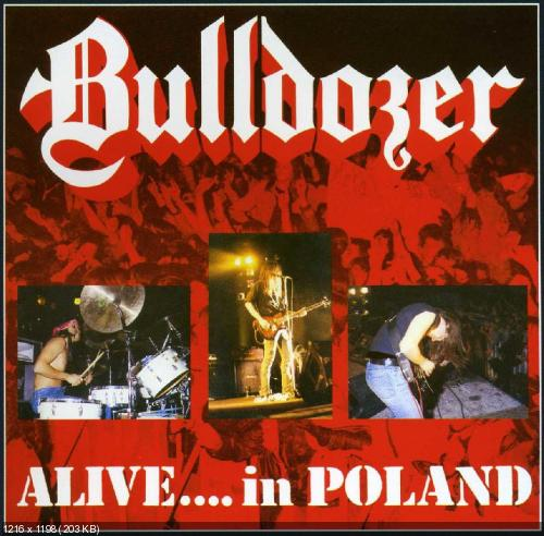 Bulldozer - Regenerated In The Grave... (1985 - 1990) [Box Set, Limited Edition, Remastered, 2006]