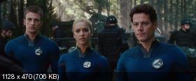 �������������� ��������: ������� / Fantastic Four: Dilogy (2005-2007) BDRip-AVC | ��������