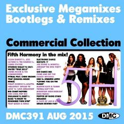 VA - DMC Commercial Collection 391 - August Release (2015)