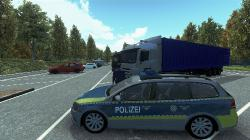 Autobahn Police Simulator (2015/ENG/License)