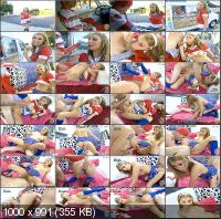 Kin8tengoku - Alyssa Hall - Ice-Cream Van Alyssa Hall - 1326 [FullHD 1080p]