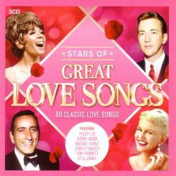 VA - Stars Of Great Love Songs: 60 Classic Love Songs (2015)