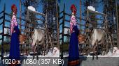 Лапландия: Снежные Приключения 3D / Lapland Snow Adventure 3D  Горизонтальная анаморфная