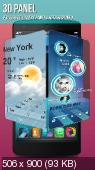 Next Launcher 3D v.3.7 + Widgets/Themes Pack [Android/Rus//ML]