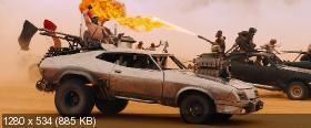Безумный Макс: Дорога ярости / Mad Max: Fury Road (2015) BDRip 720p | DUB
