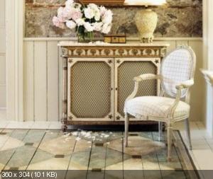 Ручная роспись деревянного пола. Идеи 1bfc63c18fee6afce10760e5d84f7e27
